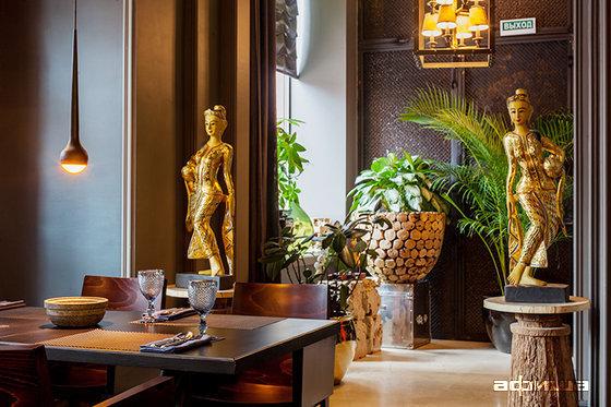 Ресторан Black Thai - фотография 18