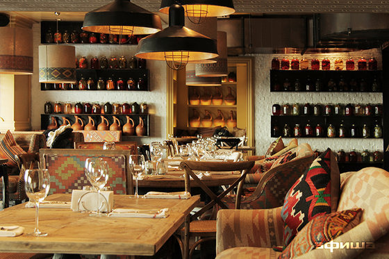 Ресторан Харчо - фотография 13