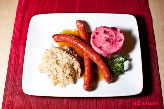 Ресторан Paulaner Bräuhaus - фотография 10