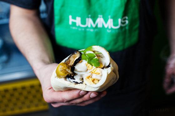 Ресторан The Hummus - фотография 6
