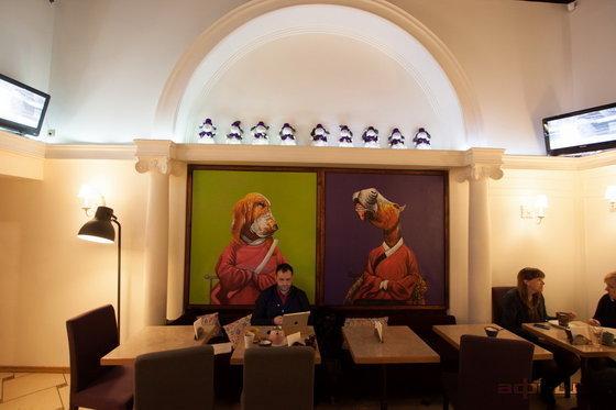 Ресторан Candies by Coffee Room - фотография 7