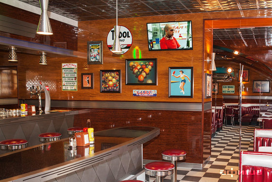 Ресторан Long Island Diner & Bar - фотография 10