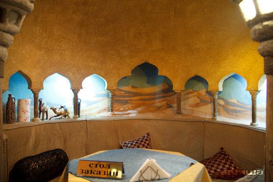 Ресторан За барханами - фотография 8