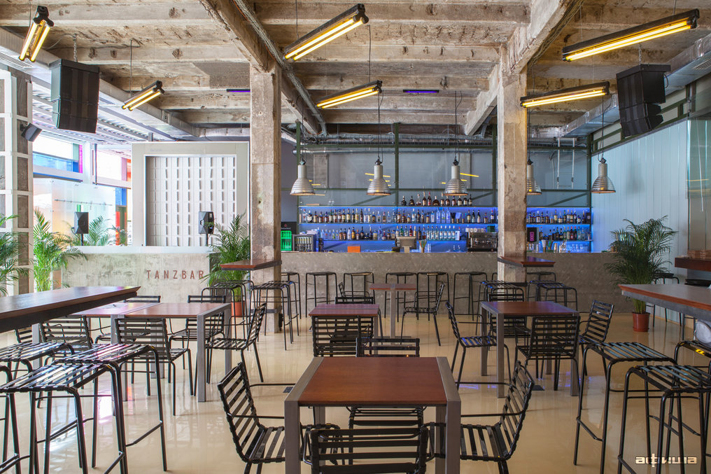 Ресторан Campus Tanzbar - фотография 14