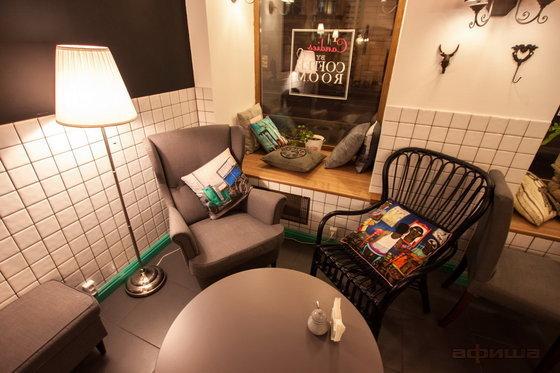 Ресторан Candies by Coffee Room - фотография 17