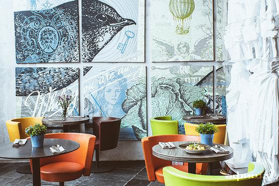 Ресторан Ribambelle Green - фотография 18