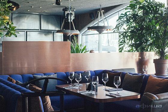 Ресторан Tribeca - фотография 29