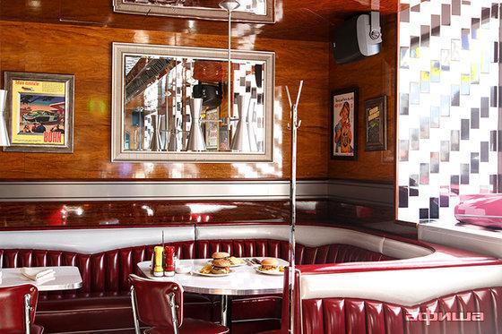 Ресторан Long Island Diner & Bar - фотография 4