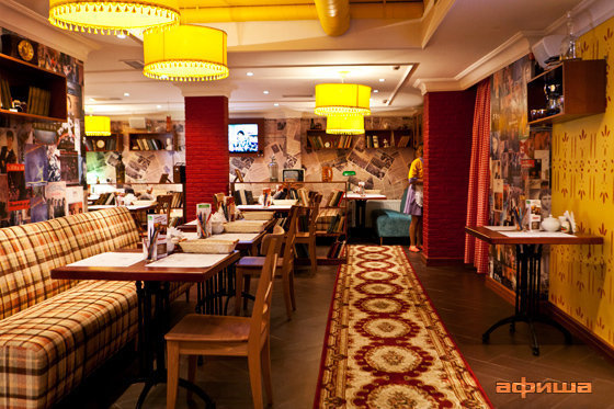 Ресторан Победа - фотография 15