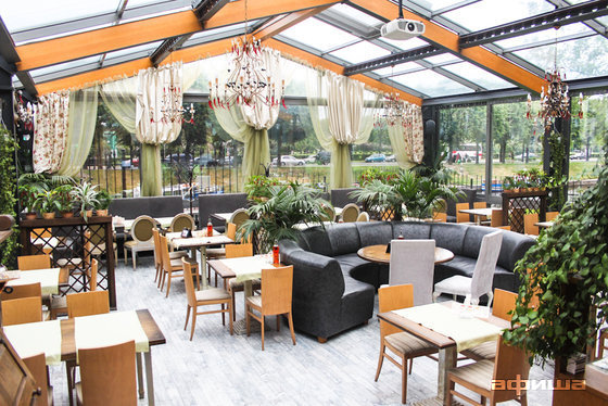 Ресторан Парк Джузеппе - фотография 20