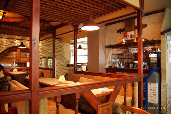 Ресторан Галилео - фотография 5