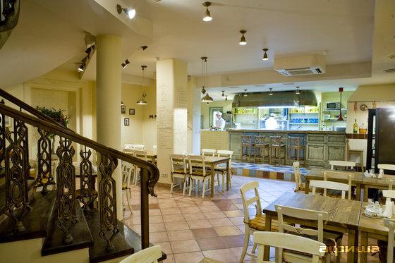 Ресторан La Scaletta - фотография 17