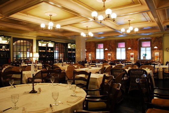 Ресторан Оливетта - фотография 26