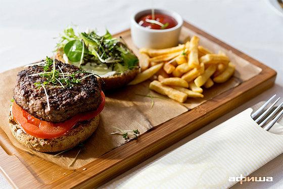 Ресторан Шардам в Музеоне - фотография 11