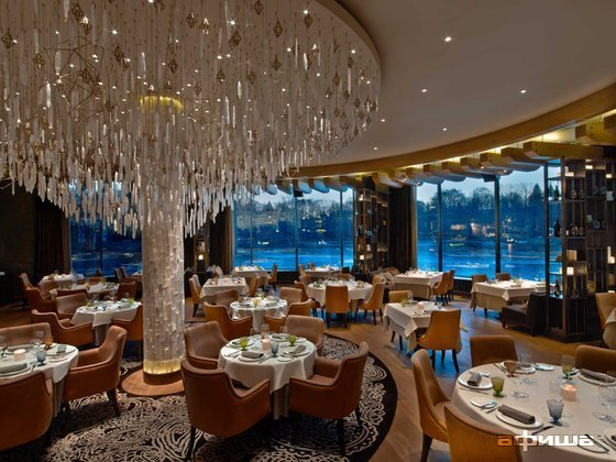 Ресторан Il lago dei cigni - фотография 3