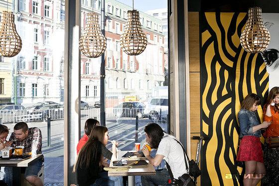 Ресторан Нудл-мама - фотография 10