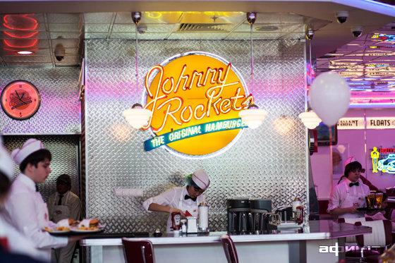 Ресторан Johnny Rockets - фотография 3
