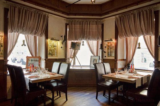 Ресторан Cabinet-Portrait - фотография 10