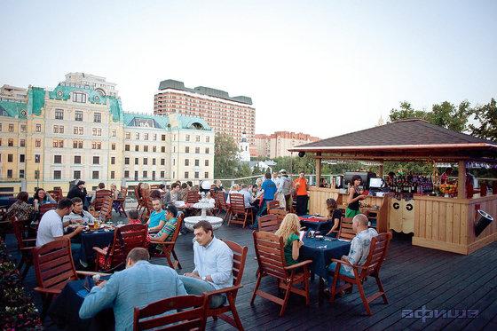 Ресторан Gipsy - фотография 19
