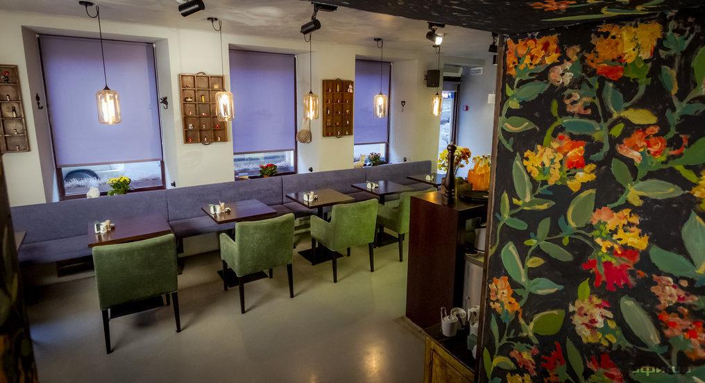 Ресторан Полянка - фотография 11