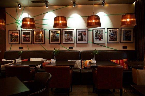 Ресторан Strudel Café - фотография 10