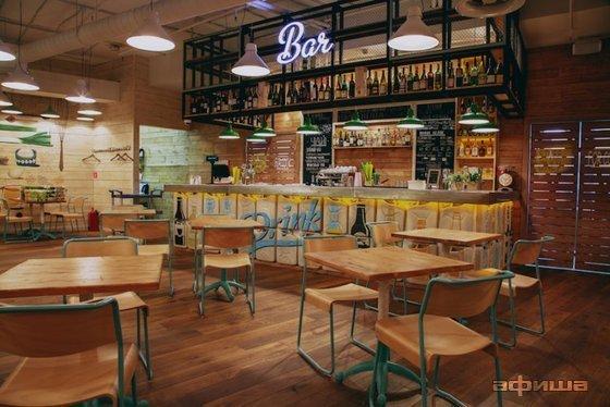 Ресторан Obed Bufet - фотография 12