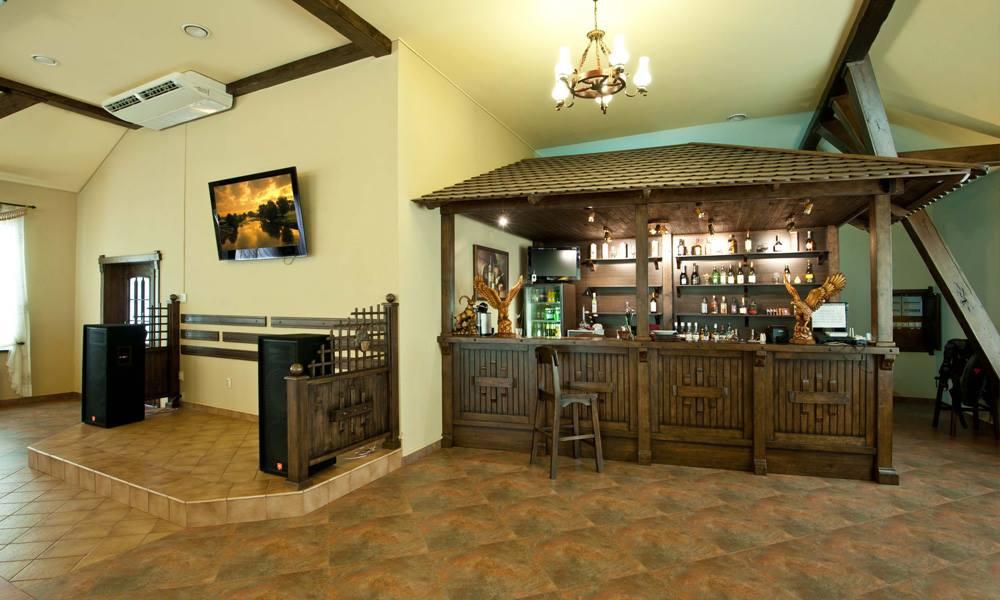 Ресторан Dubrava Gun Club - фотография 1