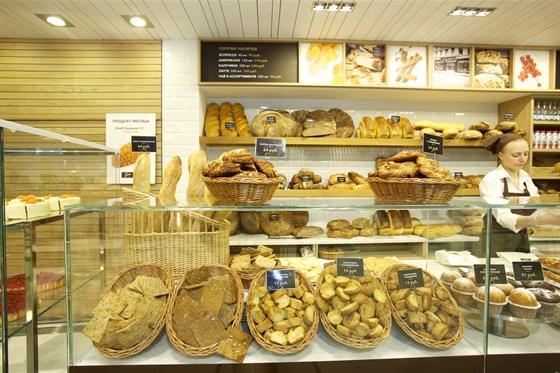 Ресторан Fazer - фотография 2 - Пекарня-кондитерская Fazer