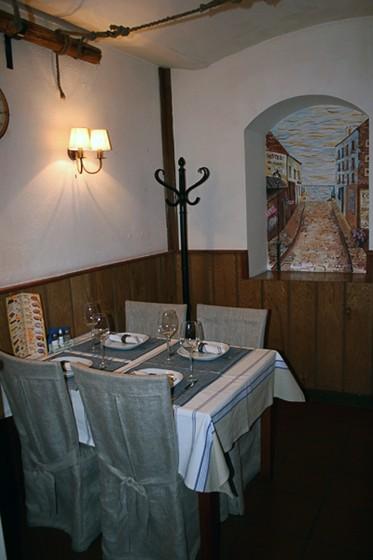Ресторан Барракуда - фотография 6 - Зал №2
