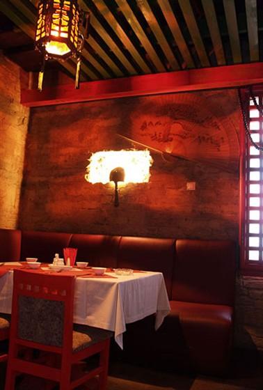 Ресторан Шелковый путь - фотография 2 - Китайский Зал