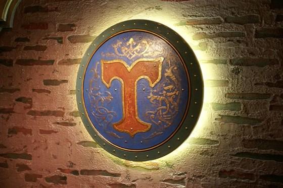 Ресторан Тройка - фотография 11 - Малый зал
