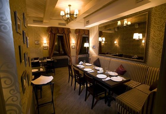 Ресторан Вояж - фотография 4 - Верхний ВИП