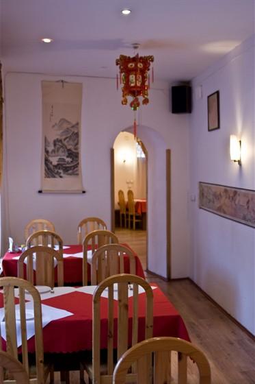 Ресторан Компас. Порох & Бамбук - фотография 1 - Вид из дальнего угла ресторана.