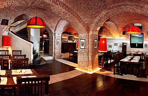 Ресторан Золотая рыбка - фотография 3