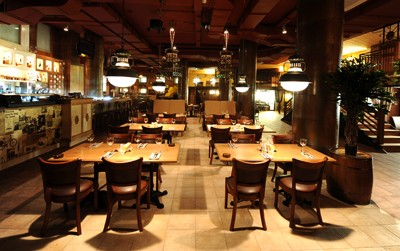 "Ресторан Пара пива - фотография 9 - Зона ""VIP"""
