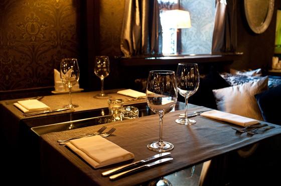 Ресторан Пятый океан - фотография 2 - Второй этаж