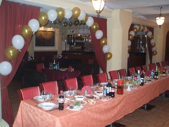 Ресторан Диона - фотография 1 - Наш ресторан всегда рад всем посетителям . Подрбнее о нашей фирме вы можете почитать на нашем сайте. Администрация фирмы Диона .