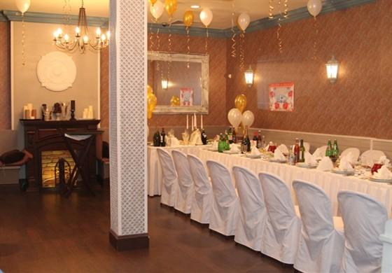 Ресторан Аппети - фотография 5 - малый зал 2 этаж