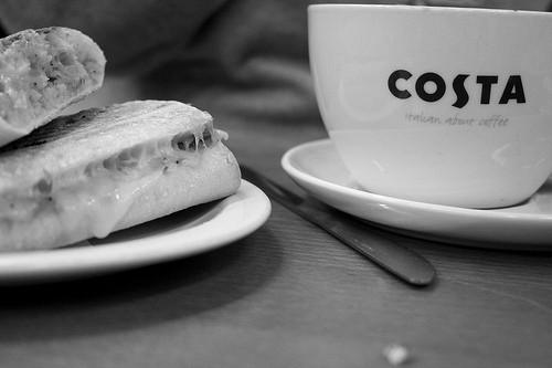 Ресторан Costa Coffee - фотография 8