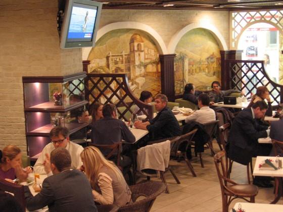 Ресторан Benvenuti - фотография 1