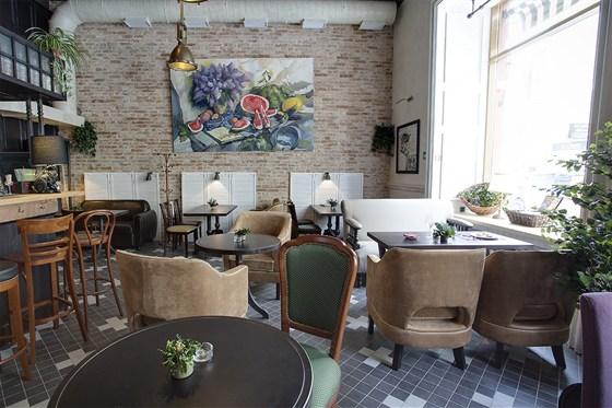 Ресторан Икра - фотография 5