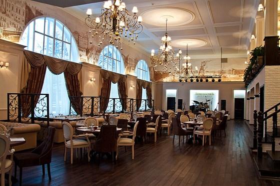 Ресторан Ломоносов - фотография 2