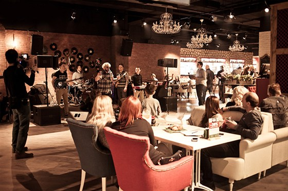 Ресторан The Дом - фотография 9