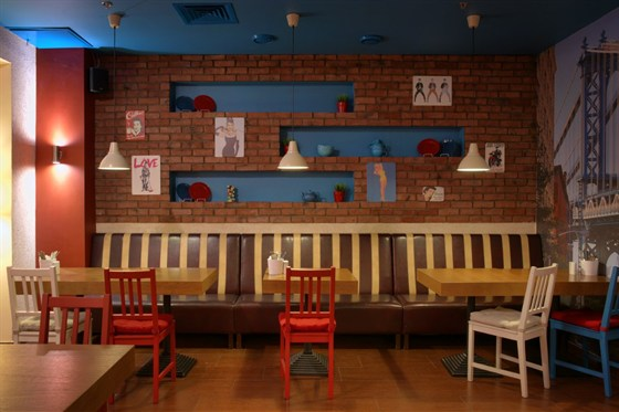Ресторан Jingle - фотография 4