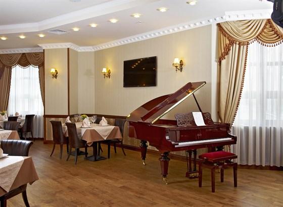 Ресторан Дали - фотография 3 - Music Hall