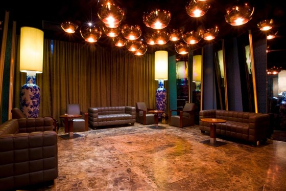 Ресторан Meat & More - фотография 6 - VIP Lounge