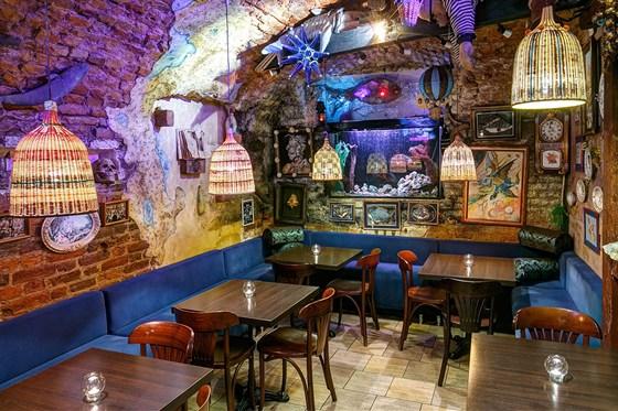 Ресторан Сундук - фотография 11 - Арт-кафе Сундук/Cafe Sunduk