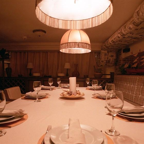 Ресторан Батони - фотография 8