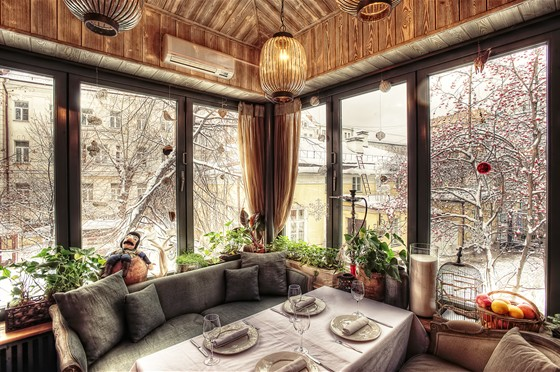 Ресторан Эларджи - фотография 11