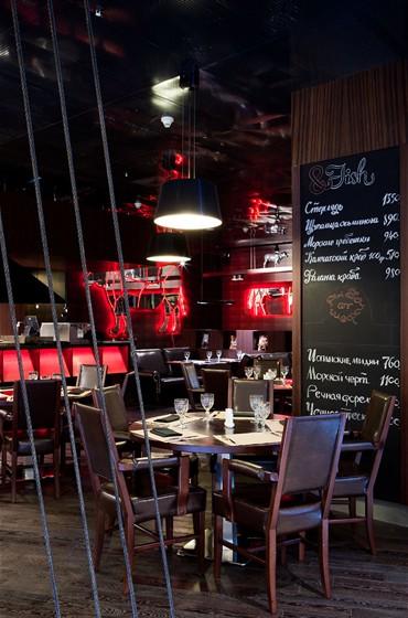 Ресторан Meat & Fish - фотография 2